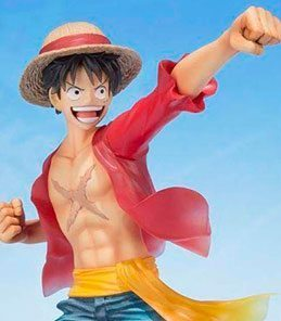 Monkey D. Luffy 5th Anniversary Edition Bandai