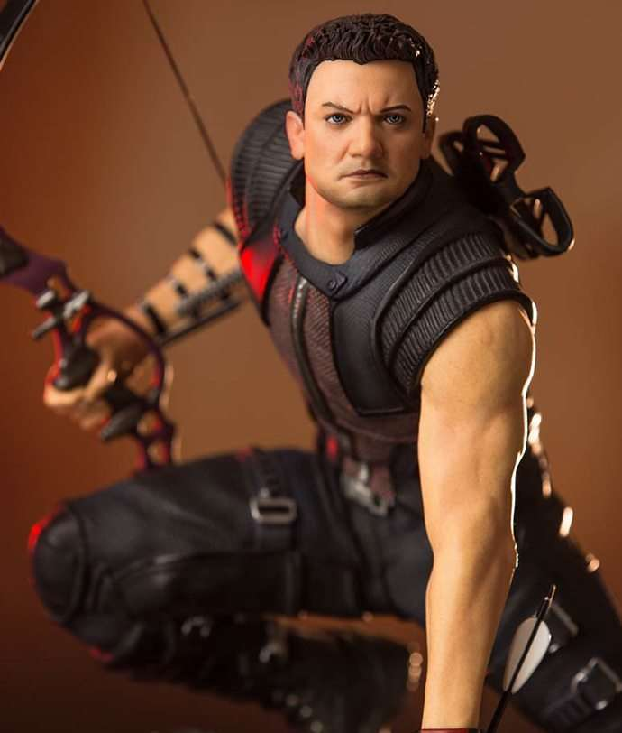 Hawkeye Age of Ultron Diorama 1/6 Iron Studios