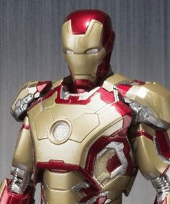 Iron Man Mark XLII S.H.Figuarts Bandai
