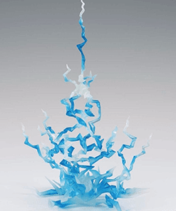 Tamashii Effect Thunder Blue Display - Bandai