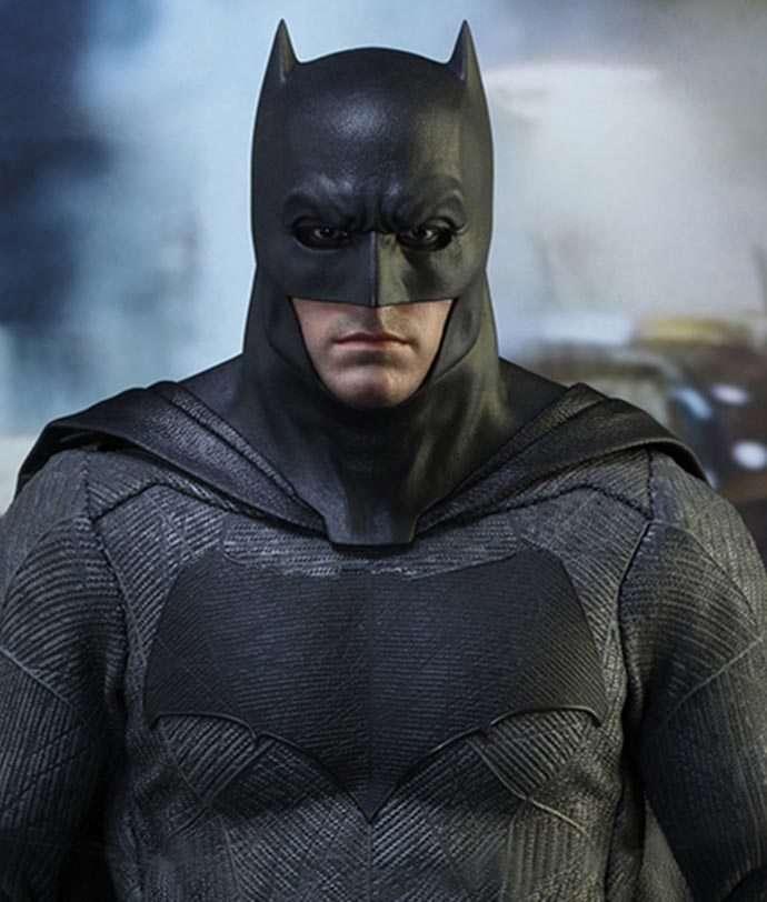 Batman Dawn of Justice Hot Toys