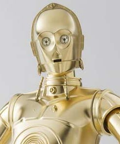 C-3PO Perfect Model Chogokin Diecast Sideshow and Tamashii Nations