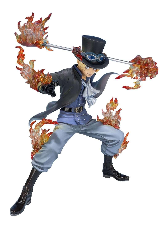 Sabo Figuarts Zero 5th Anniversary Edition Bandai