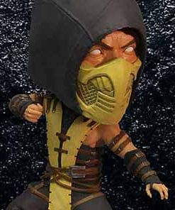 Scorpion Mortal Kombat X Bobblehead Mezco