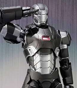 War Machine Mark II Age of Ultron S.H.Figuarts Bandai