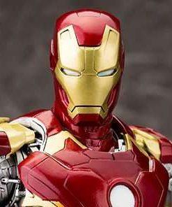 Iron Man Mark XLIII ArtFX Statue Kotobukiya