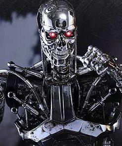 Endoskeleton Terminator Genisys Hot Toys