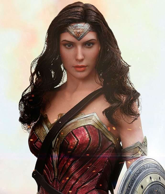 Wonder Woman Batman v Superman Hot Toys