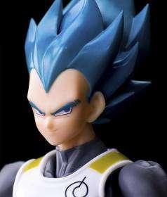 Vegeta Super Saiyan God S.H.Figuarts Bandai