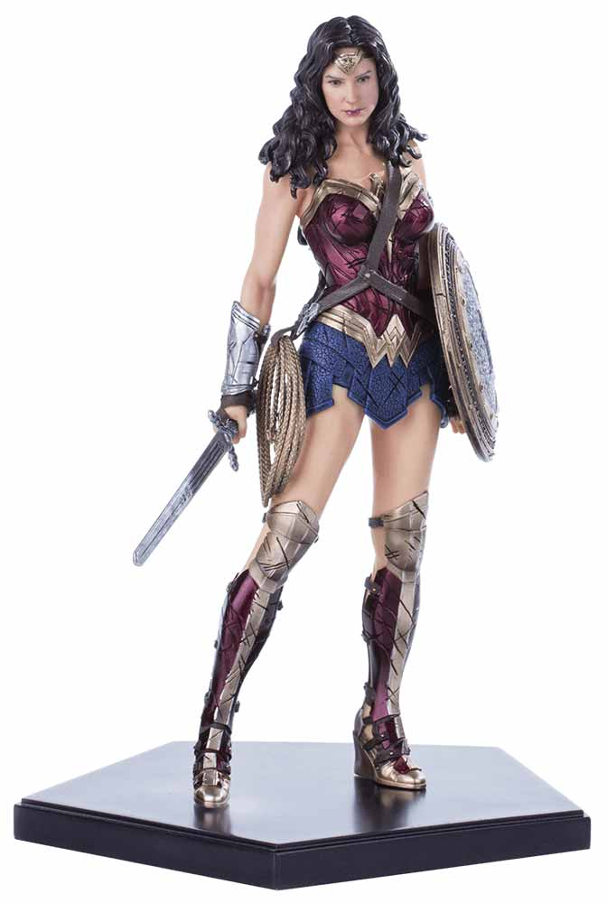 Wonder Woman Dawn of Justice Art Scale Iron Studios - Iron Studios 1/10