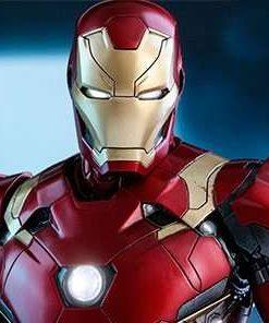 Iron Man Mark XLVI Diecast Civil War Hot Toys