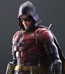Robin Arkham Knight Play Arts Kai Square Enix
