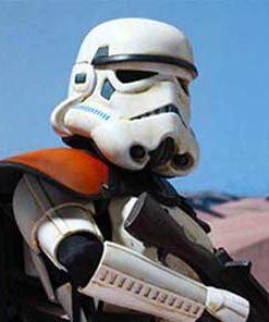 Sandtrooper Star Wars Hot Toys