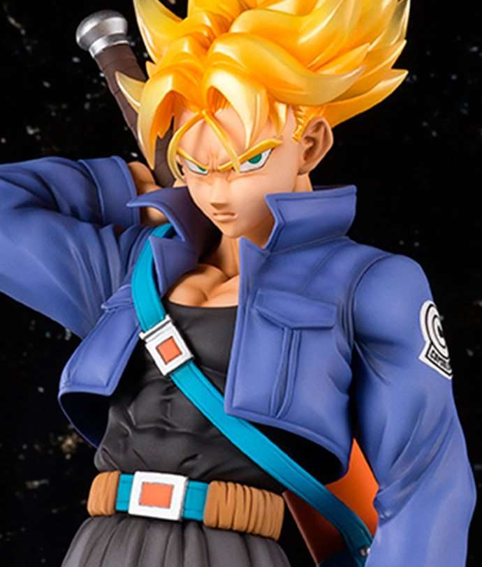 Trunks Super Saiyan Figuarts Zero EX
