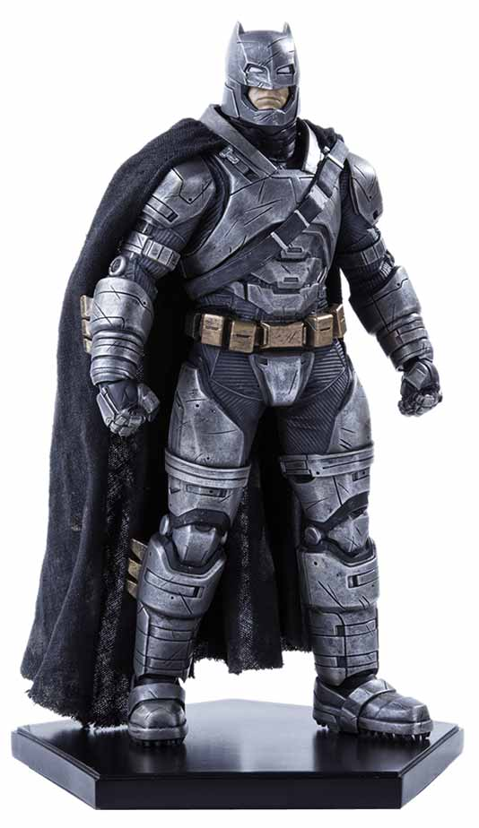 Armored Batman Dawn of Justice Art Scale Iron Studios