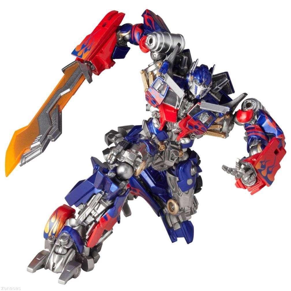 Optimus Prime Revoltech