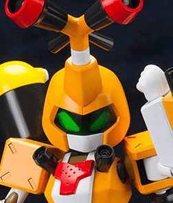 Metabee Racemode Medabots Model Kit Kotobukiya