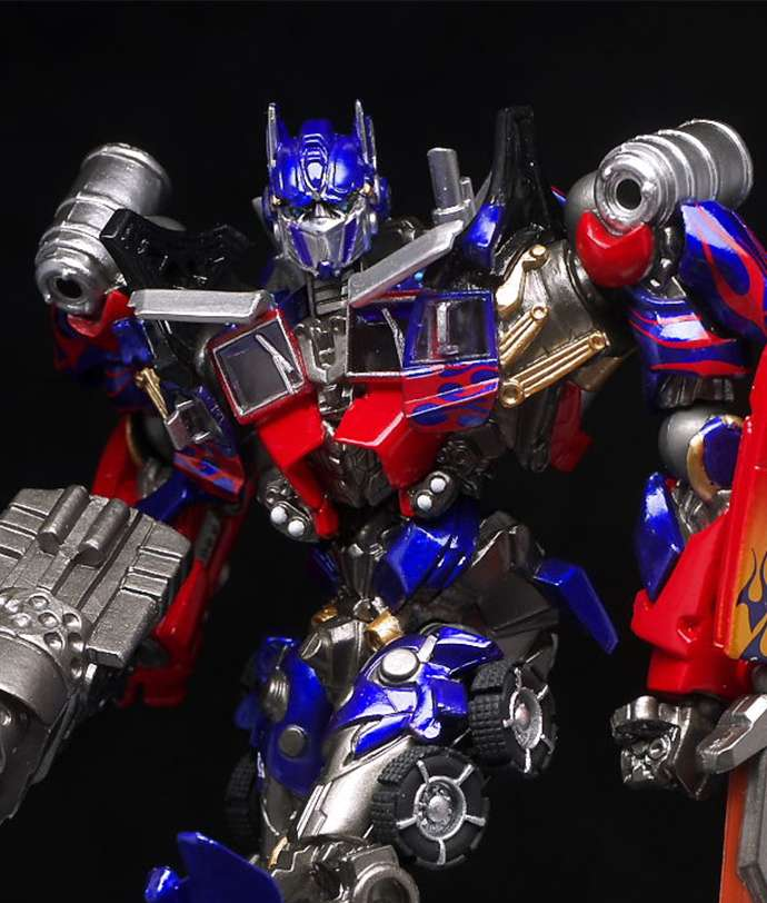 Optimus Prime Revoltech Kaiyodo