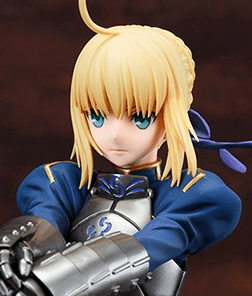 Saber King of Knights Unlimited Blade Works Kotobukiya