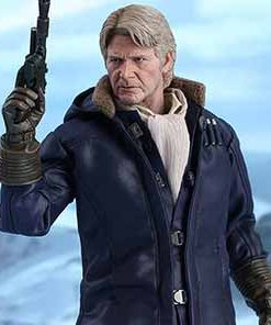 Han Solo The Force Awakens Hot Toys