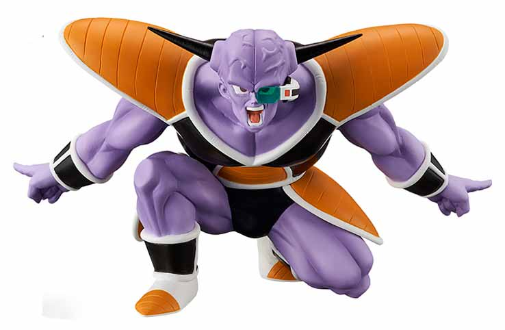 Captain Ginyu Dramatic Showcase Banpresto