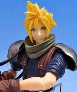 Cloud Strife Crisis Core Play Arts Square Enix