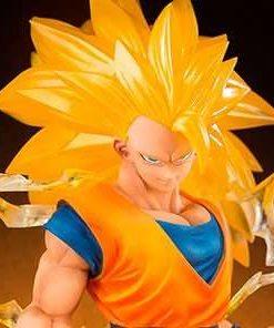 Goku Super Saiyan 3 Figuarts Zero - Bandai