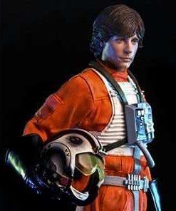 Luke Skywalker X-Wing Pilot Art Scale Iron Studios