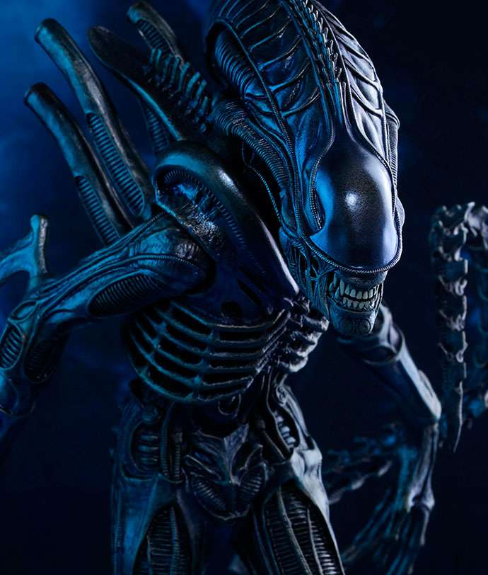 Alien Warrior Aliens - Hot Toys
