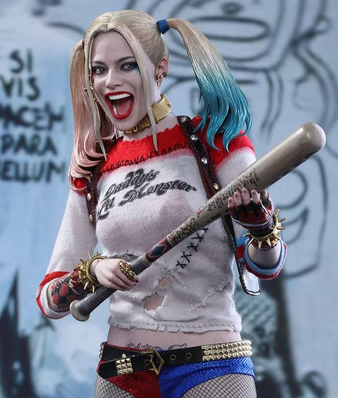 Harley Quinn Suicide Squad Hot Toys
