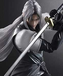 Sephiroth Advent Children Play Arts Kai Square Enix