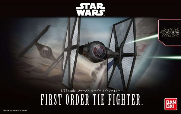 First Order Tie Fighter Model Kit