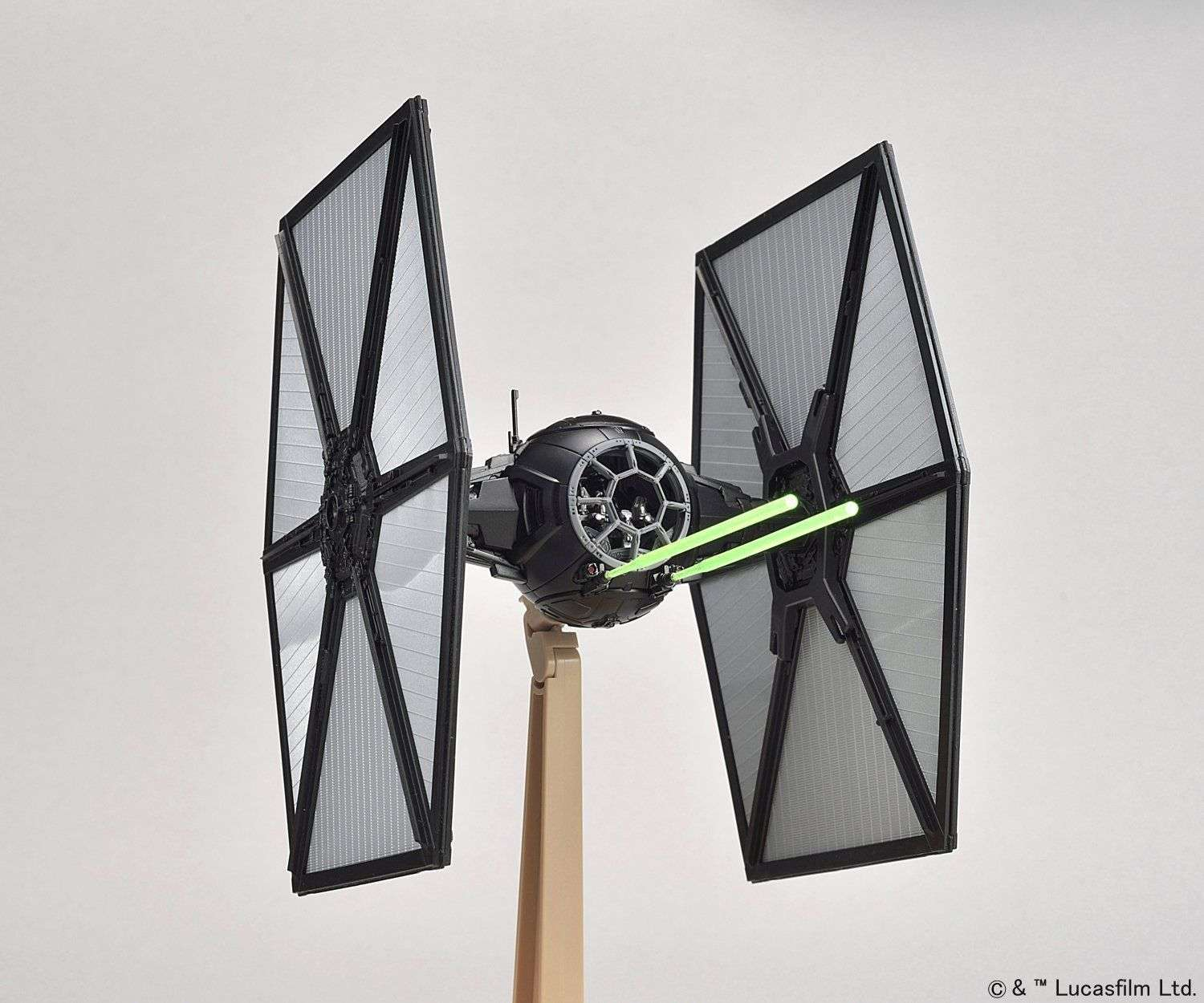 First Order Tie Fighter - Model Kit