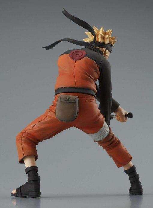 Naruto Uzumaki Figuarts Zero Bandai