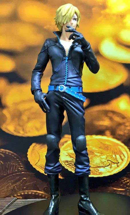 Sanji Film Gold Banpresto