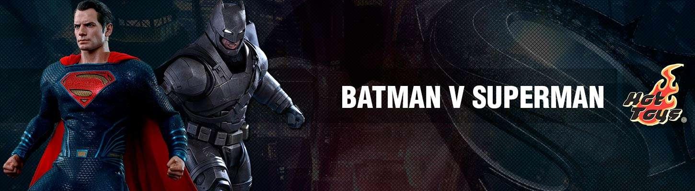 Batman v Superman Hot Toys