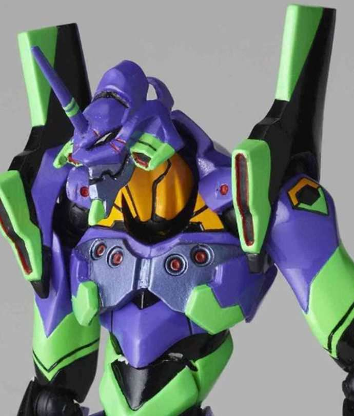 Eva Teste Type-01 Evolution Revoltech