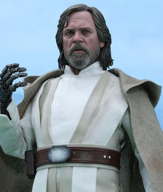 Luke Skywalker Hot Toys Force Awakens