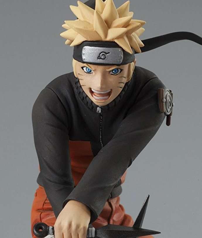 Naruto Uzumaki Figuarts Zero