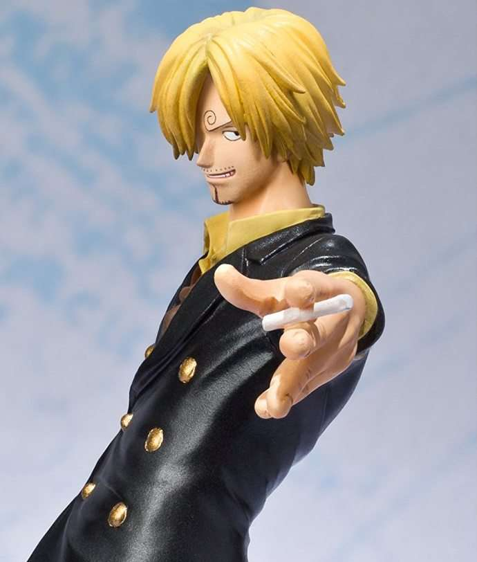 Sanji New World Figuarts Zero Bandai