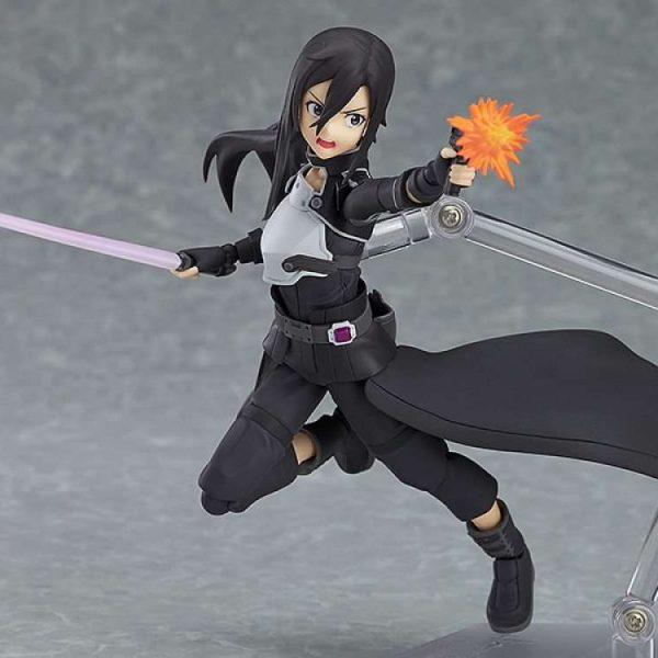 Kirito Gun Gale Online Sword Art Online II Figma