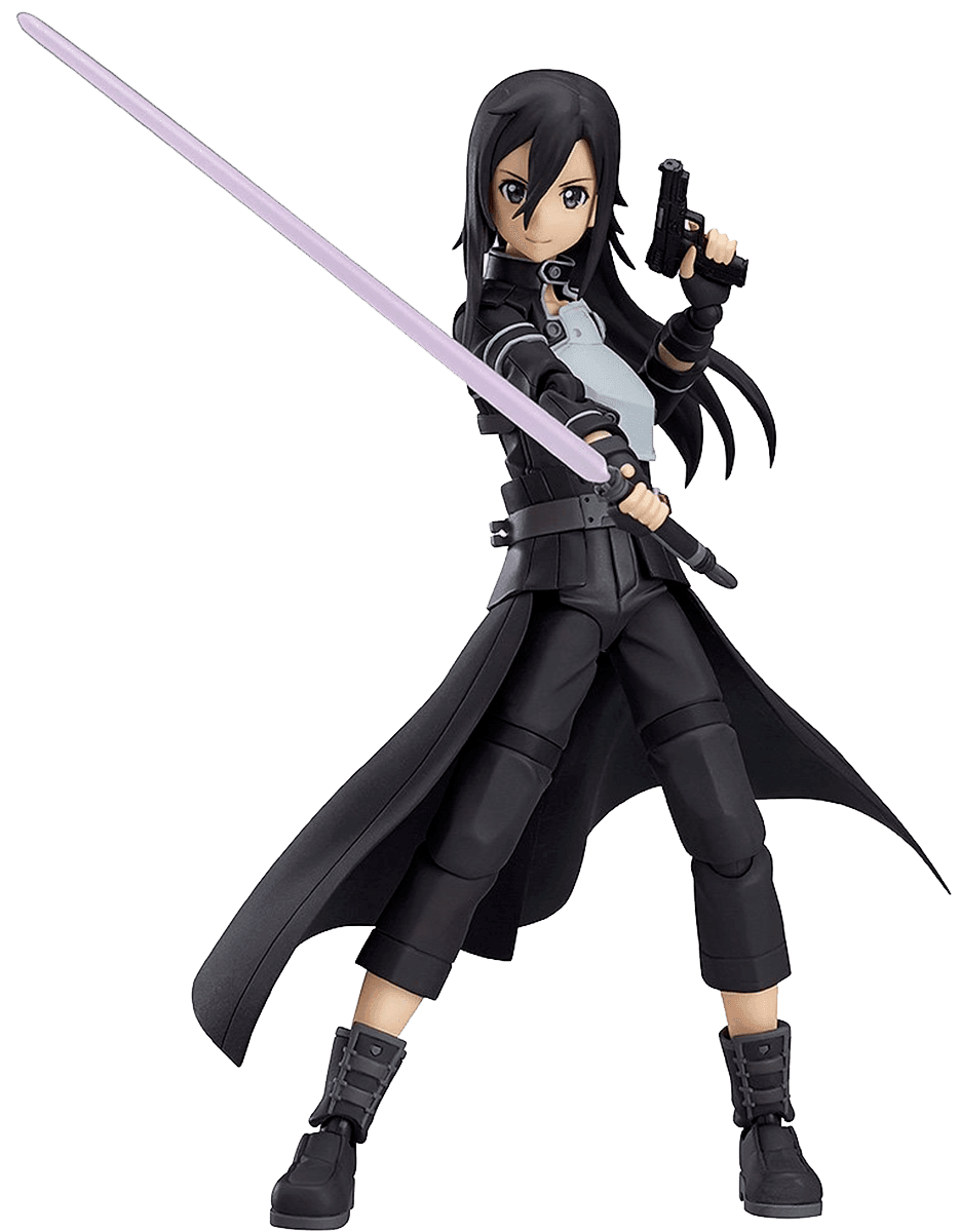 Kirito Gun Gale Online Sword Art Online Figma