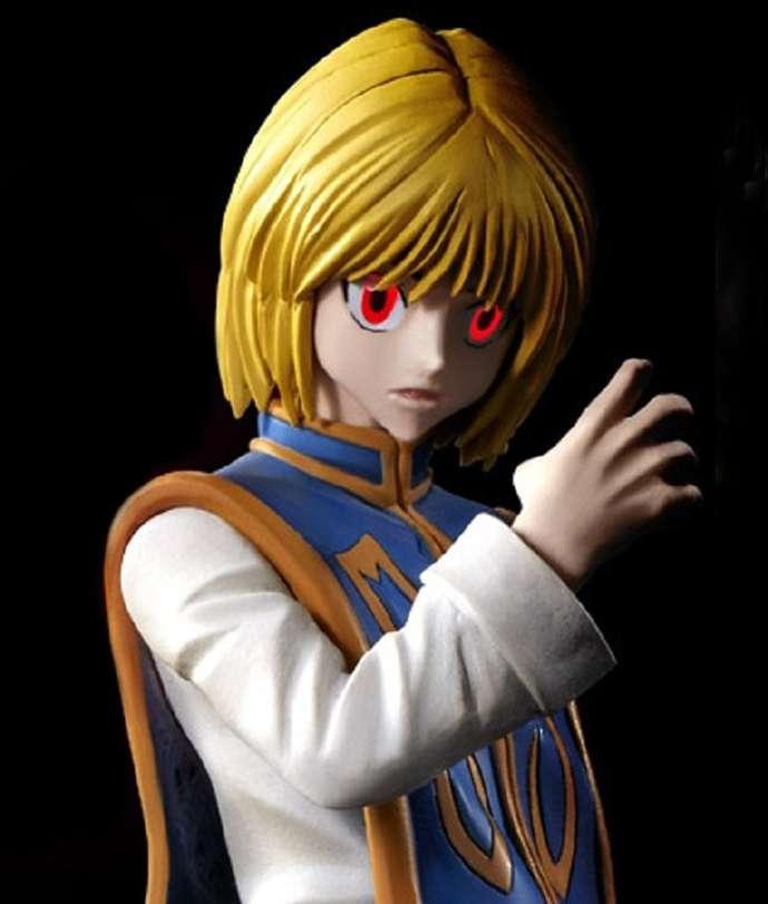 Kurapika Hunter x Hunter HG Luminous Bandai