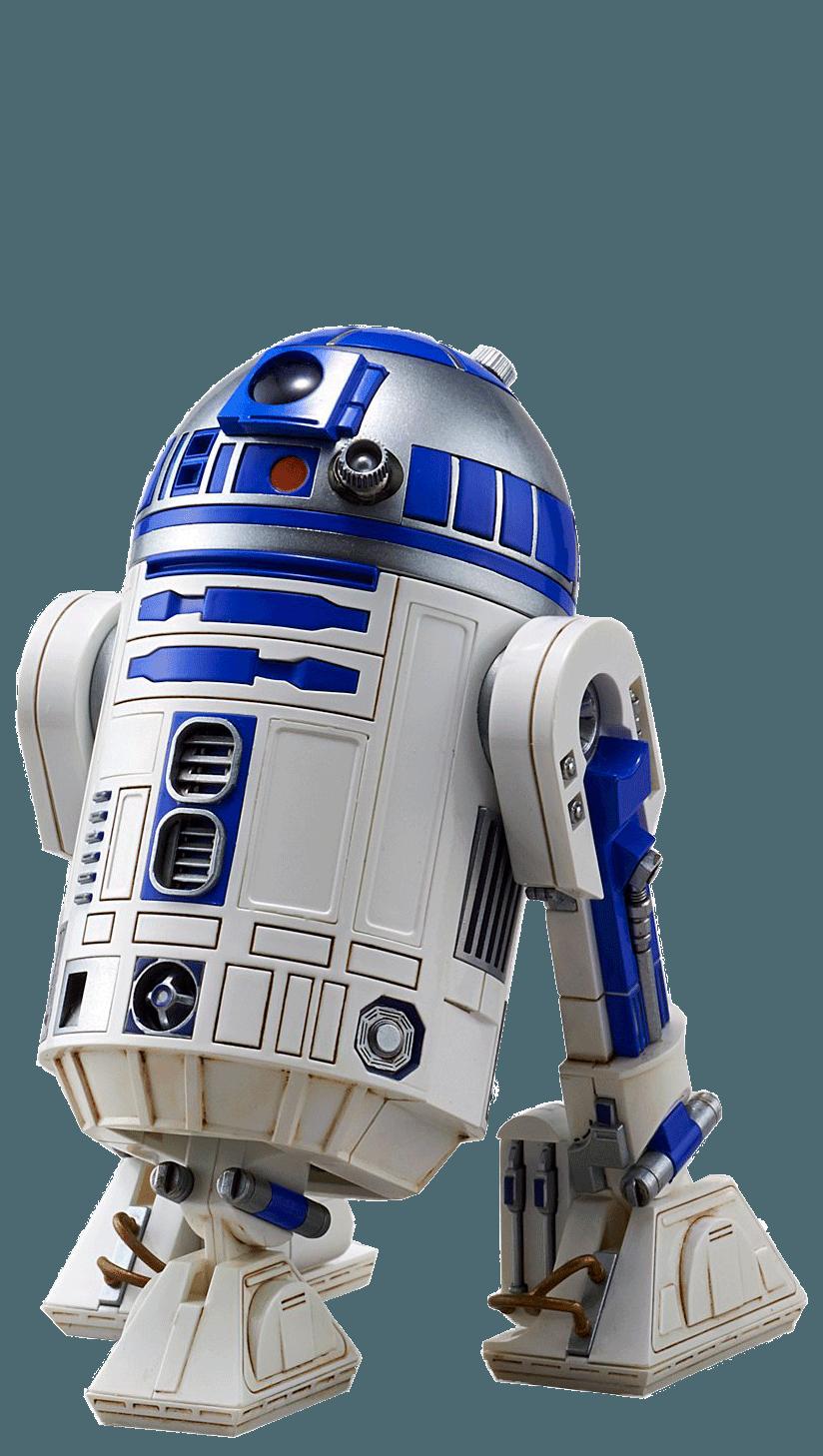 BB-8 e R2-D2 Model Kit Bandai
