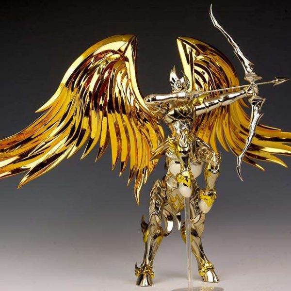 Aiolos de Sagitario Soul of Gold Cloth Myth EX
