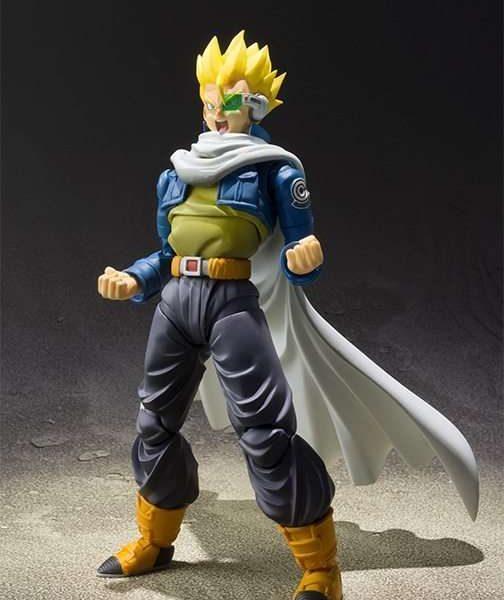 Xenoverse Hero Dragon Ball Xenoverse S.H.Figuarts Bandai