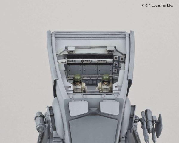 AT-ST Model Kit