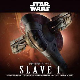 Slave I Model Kit Bandai