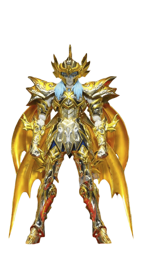 Afrodite de Peixes Soul of Gold Cloth Myth EX