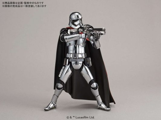 Captain Phasma Model Kit Bandai